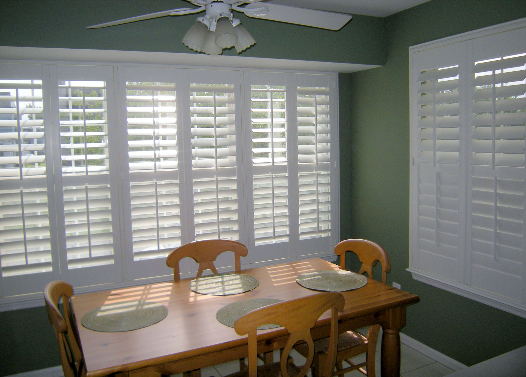 The Plantation Shutter Experts